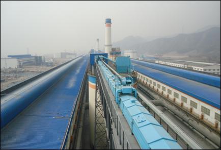 中国铝业连城分公司淘汰落后环保节能项目