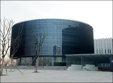 淄博规划展览馆工程