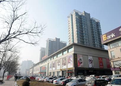 淄博新世纪广场BC座