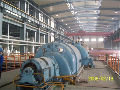 中电投山西晋北铝业公司自备电厂工程